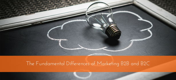 b2b and b2c marketing